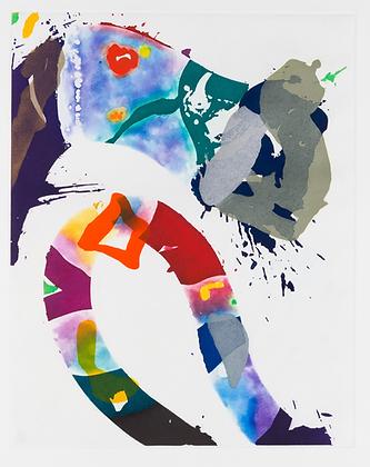 Sam Francis - Untitled (SFE-092)