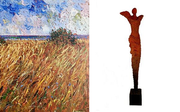 Honored Traditions: Sammoun & Torres at Galerie d'Orsay
