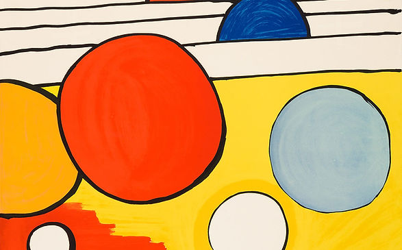 Partners in Palette: Alexander Calder, Joan Miro and More at Galerie d'Orsay