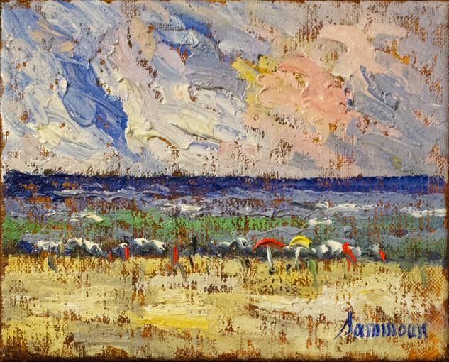"""Samir Sammoun """"At The Beach"""""""
