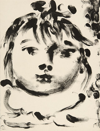Pablo Picasso - Paloma