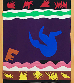 Henri Matisse - Le Tobogan (Toboggan)