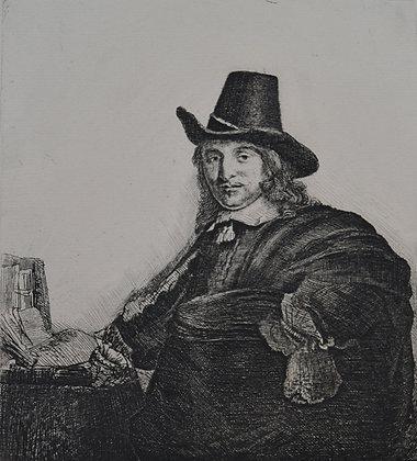 Rembrandt Harmensz Van Rijn - Jan Asselyn Painter