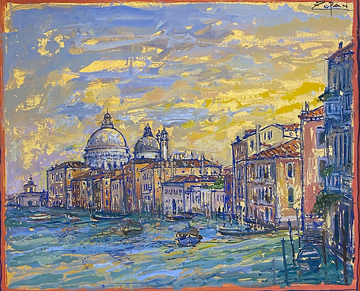 Bruno Zupan - Salute On Grand Canal