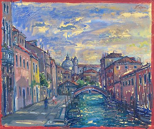 Bruno Zupan - Canal Ognissanti