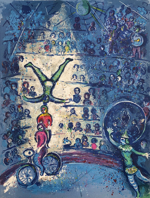 Le Cirque Mourlot 491