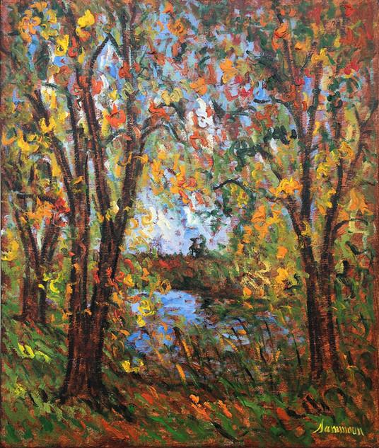 """Samir Sammoun """"Autumn"""""""