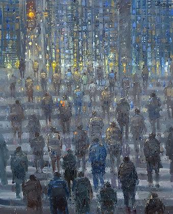 Bruno Zupan - Pedestrians