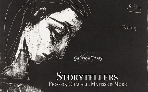 Storytellers: Picasso, Chagall, Matisse and More at Galerie d'Orsay