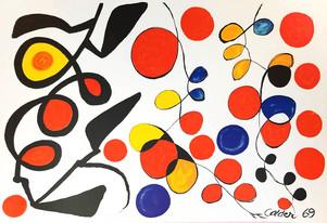 """Alexander Calder """"Spring"""""""