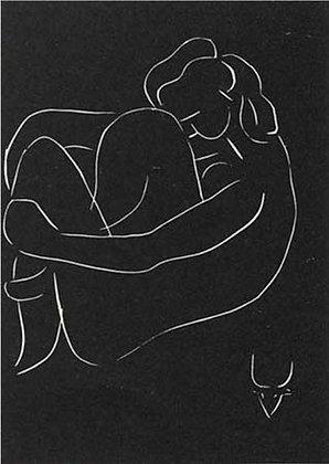 Henri Matisse - ...seule, au pied du grand caroubier...