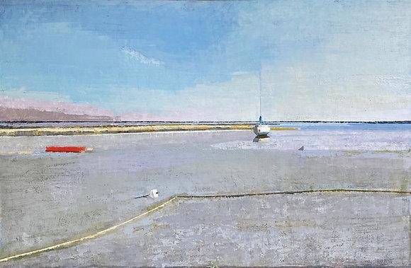 John Evans - Canoe & Sailboat