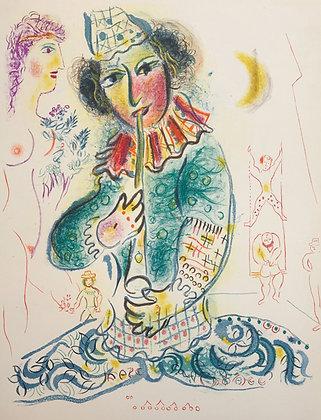 Marc Chagall - Le Cirque M. 527