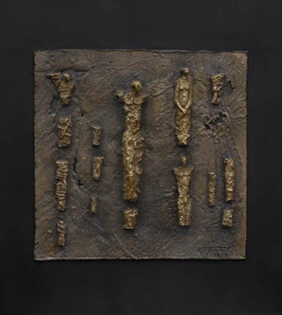 "Gustavo Torres ""Fragment of Life I"""