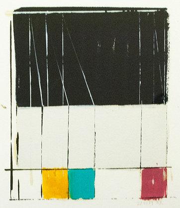 Richard Roblin - Wall Series Study #4