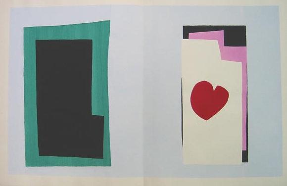Henri Matisse - Le Coeur (Heart)