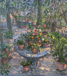Summer in Isabel's Garden