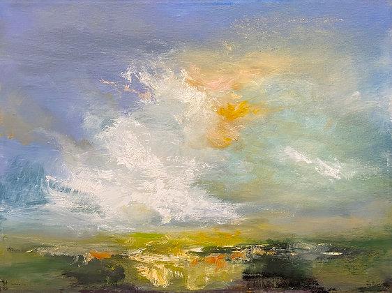Kathy Buist - Golden Light