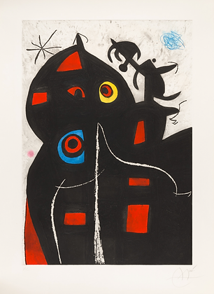 Joan Miró - Pantagruel
