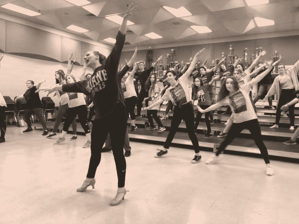 Show Choir Choreography