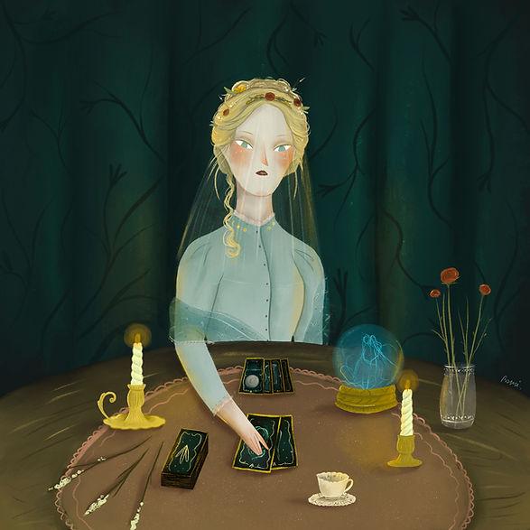 The Night Circus- Erin Morgenstern fan art