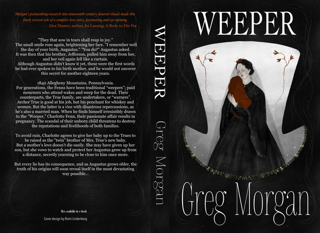 Weeper book cover