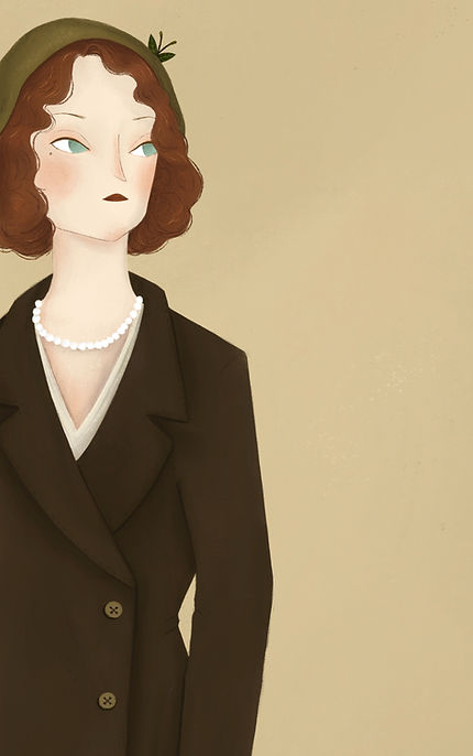 The Other Mrs Samson- Detail