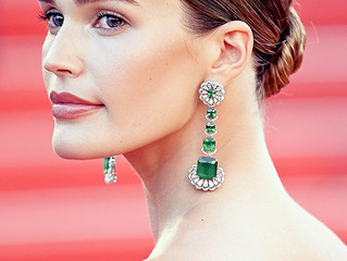 High Jewellery Earrings that Slayed at the Red, Carpet Cannes Film Festival 2021
