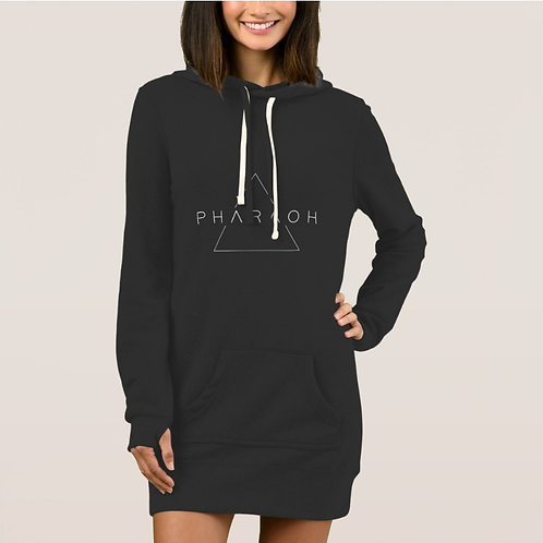 PHARAOH EXTENDO HOODIE DRESS