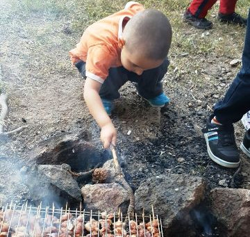 Çocuk ve Aile Kampı - Sorgun Göleti Milli Parkı