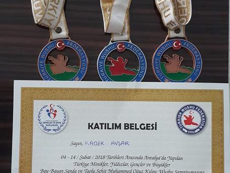 Türkiye 2.si öğrencim