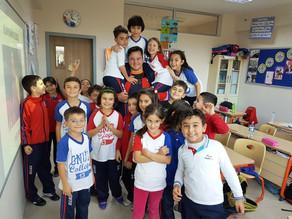Dünya Şampiyonu Sınıfımızda