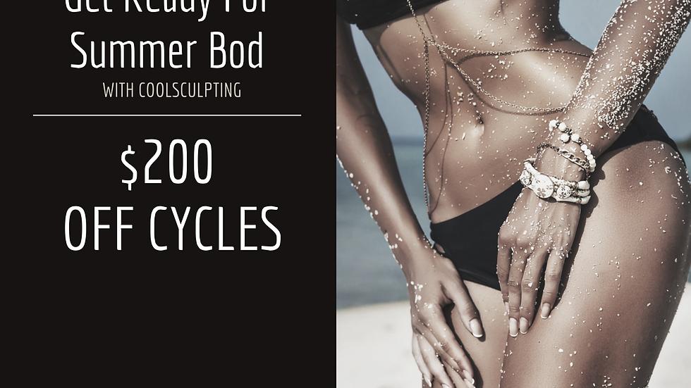 Coolsculpting Cycles