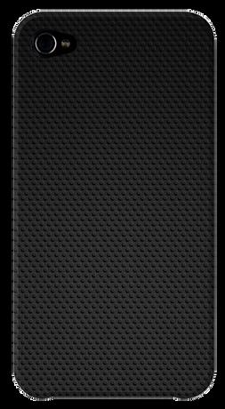 Tampa preta do iPhone