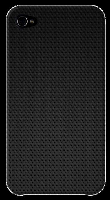 블랙 아이폰 커버