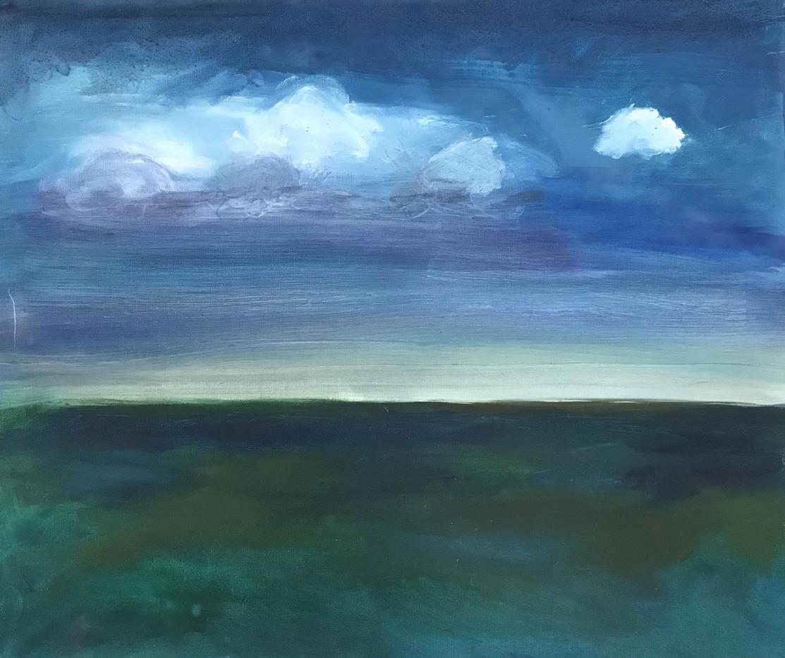single cloud, 2019