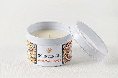 Cinnamon Orange Candle