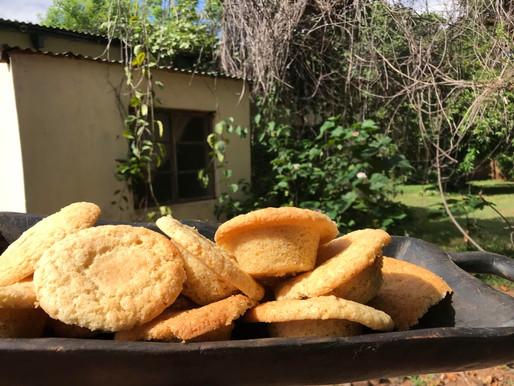 RECEPT - SWEET juicy COCONUT muffins!