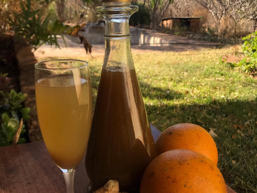 RECEPT - MONKEY Orange JUICE!