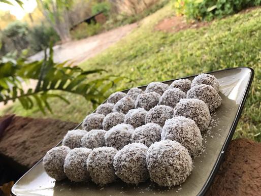 RECEPT - Traditional Swedish CHOCOLATE Balls!