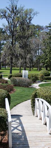 Garden Bridges at Arcadia Plantation