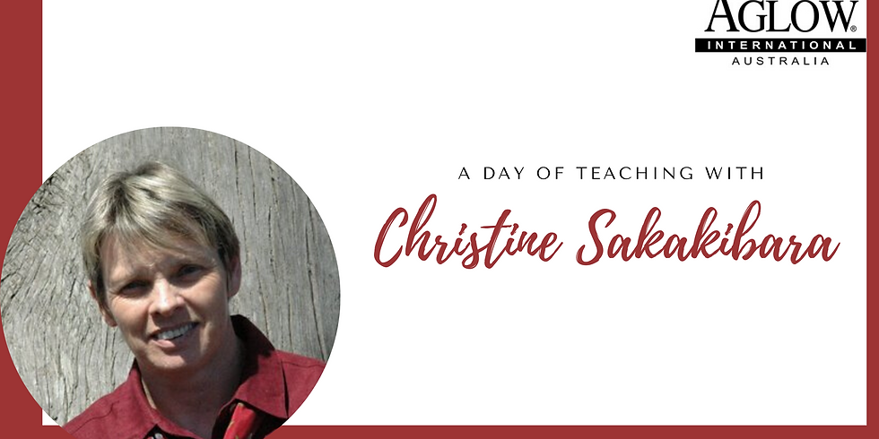 A Day with Christine - Perth