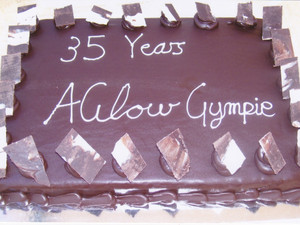 Celebrating 35 years of Aglow in Gympie