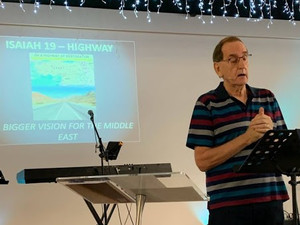 Isaiah 19 Highway Teaching begins in Perth