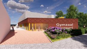 Ontwerp nieuwe gymzaal Molukkenstraat klaar
