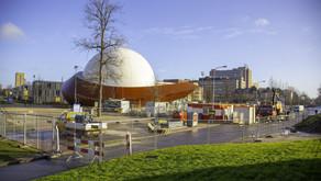 Bloemsingel bij DOT Groningen langduring afgesloten