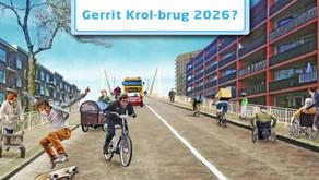 Online petitie voor een lage Gerrit Krolbrug!