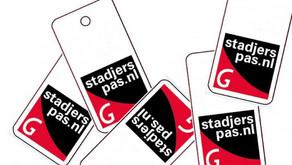 Aanbod Stadjerspas sport, hobby, museum blijft in 2020