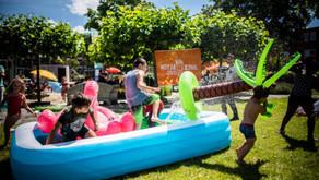 Een zomerprogramma voor kinderen in De Hoogte en de Korrewegwijk