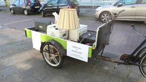 Transportmogelijkheid voor grofvuil en kringloop